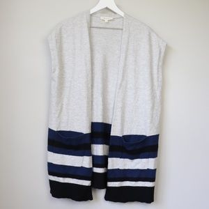 Turo by Vince Camuto Sleeveless Cardigan Sweater